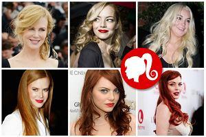 Z rudych na blond - te gwiazdy si� odwa�y�y, ale czy by�o warto?