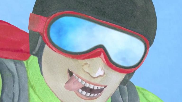 Kadr z filmu Kozica