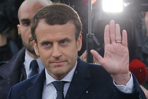 Macron wymienia sojuszników Le Pen: To reżimy panów Orbana, Kaczyńskiego i Putina