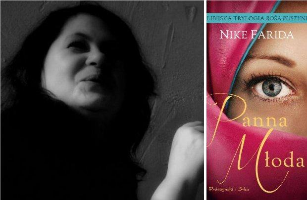"""Arabowie potrafi� sprawi�, �e kobieta czuje si� pi�kna - m�wi Nike Farida, autorka ksi��ki """"Panna M�oda"""""""