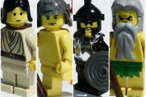 M�czy�ni jak bogowie: Zeus, Apollo, Posejdon, Dionizos - kogo skrywa w sobie tw�j partner?