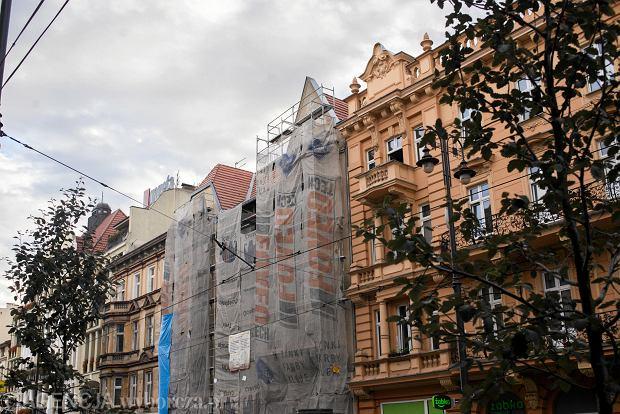 Zdjęcie numer 0 w galerii - Pięknieje kamienica na ul. Gdańskiej. Remont za 79 tys. zł [ZDJĘCIA]