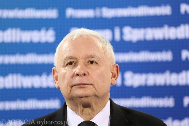 Prokuratura odmówiła śledztwa w sprawie wypowiedzi Kaczyńskiego