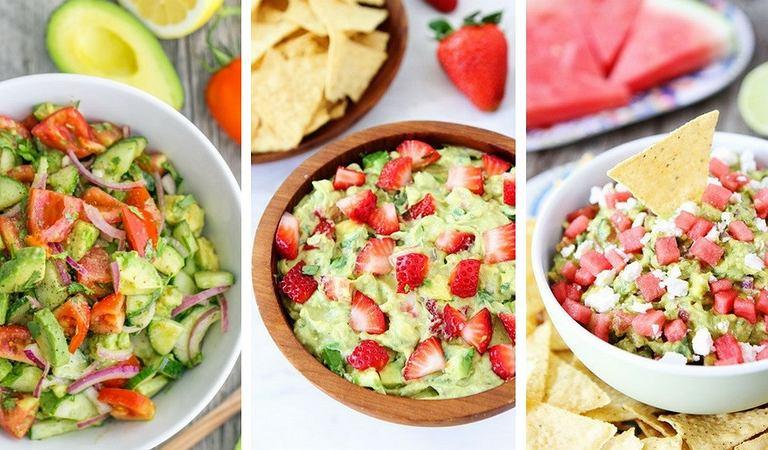 Przepisy na przepyszne domowe guacamole