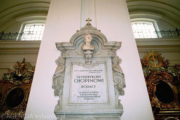 """Naukowiec alarmuje: Ratujmy serce Chopina! """"Przetrwa�o carat, wojn� i komunizm. Na lito�� bosk�, niech nie zginie w wolnej Polsce!"""""""