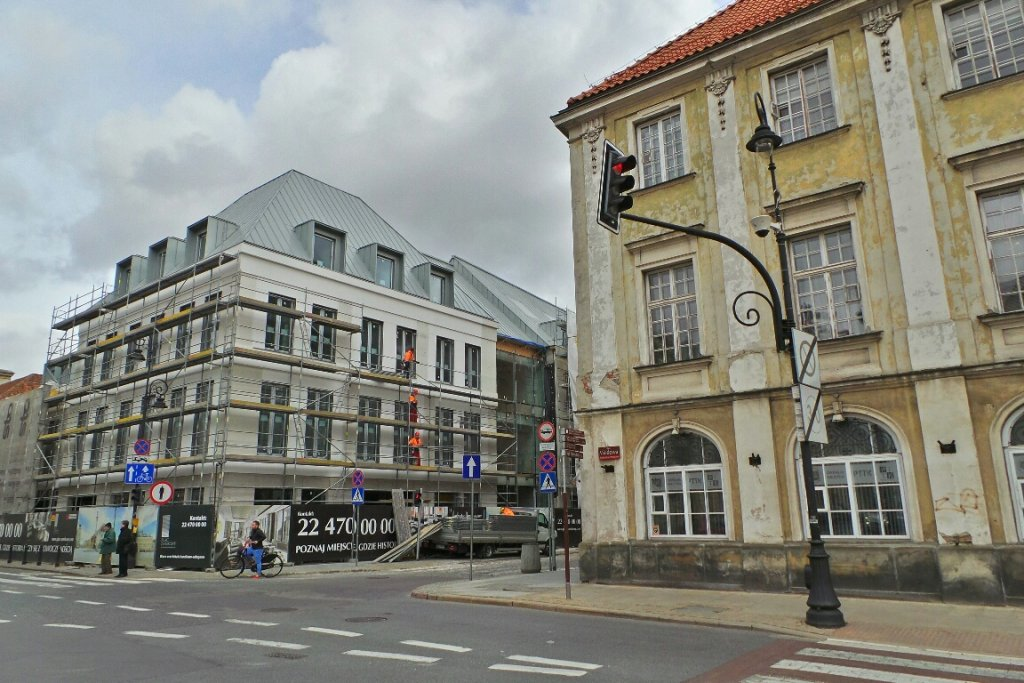 Plac Zamkowy Business with Heritage