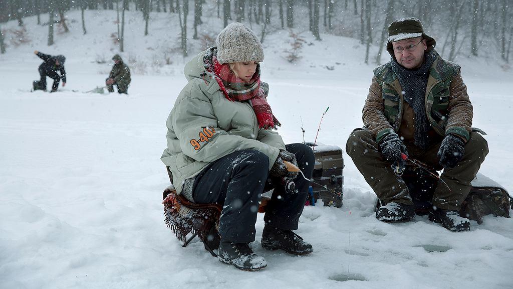 Kadr z filmu 'Podatek od miłości' / Fot. Robert Pałka / Kino Świat