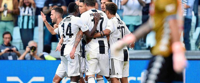 Liga Mistrzów. Podstawowy zawodnik Juventusu nie zagra z Manchesterem United