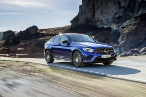 "Salon Nowy Jork 2016 | Mercedes GLC Coupe | ""Hot and cool"""