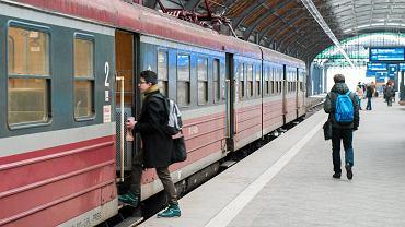 Pociąg Przewozów Regionalnych