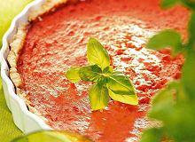 Tarta paprykowo-pomidorowa - ugotuj