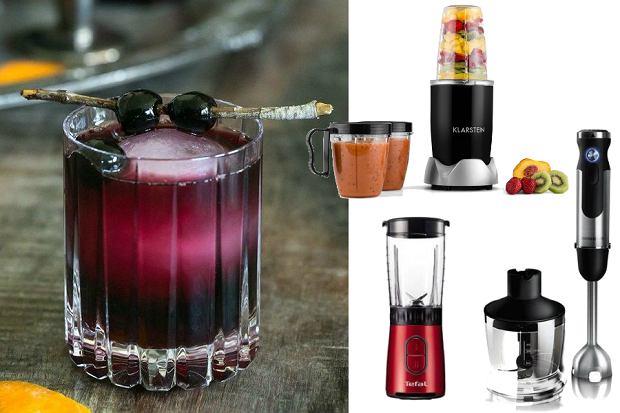 Gadżety do drinków - blendery