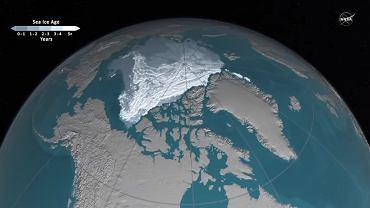 70 procent lodu na Oceanie Arktycznym to już lód sezonowy