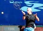 Pekao Szczecin Open. Maciej Rajski nie dał rady Belgowi