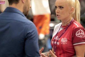 Co gwiazda amerykańskiego street workoutu sądzi o polskich trenerkach fitness?