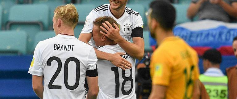 Puchar Konfederacji. Niemcy wygrywają z Kamerunem, Chile remisuje z Australią [ZAPIS RELACJI]