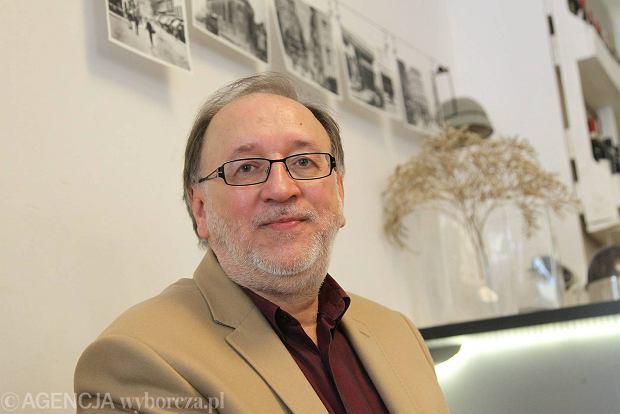 """""""M�wi� Szczecinowi do jutra"""". Pe�na sala na spotkaniu z Liskowackim"""