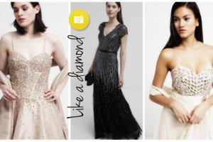 Sukienki koktajlowe pe�ne blasku - poczuj si� jak milion dolar�w!