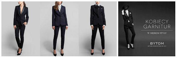 5f551d7567a1e Bytom dla kobiet - pierwsza damska kolekcja w męskim stylu