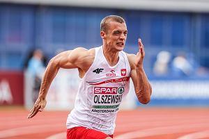 Samotność krótkodystansowca. Najlepszy polski sprinter biega za własne pieniądze