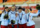 Co zostało z sukcesów łyżwiarzy?  Ewa Białkowska: Czekamy na igrzyska