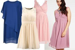 23b9a85d88 Szukasz sukienki na wesele w większym rozmiarze  W tych fasonach będziesz  wyglądać szczupło i elegancko