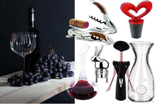 Wieczór z lampką wina - inspiracje