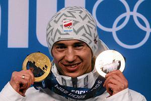 """Soczi 2014. Stoch najlepszym olimpijczykiem wed�ug """"Wall Street Journal"""""""
