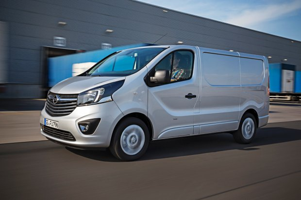 Opel Vivaro i Renault Trafic | Nowe dostawcze bli�niaki