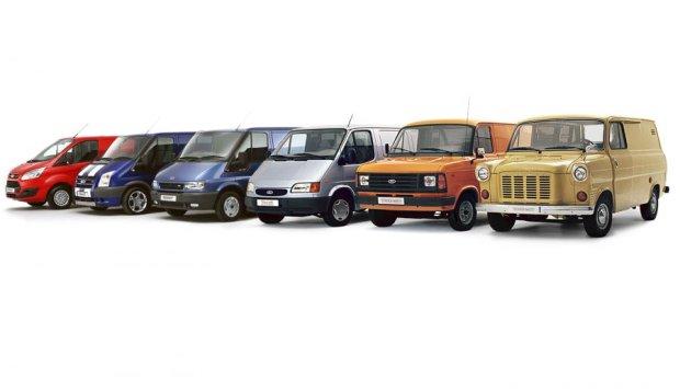 Ford Transit | To ju� 50 lat