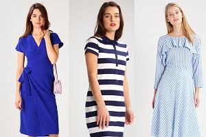 23513f7353 Sukienki do pracy na lato  30 najładniejszych modeli