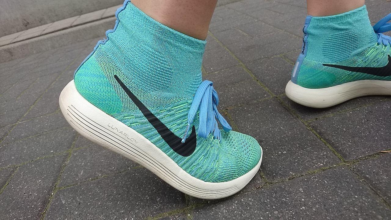 sports shoes cab1f 8155f Nike LunarEpic Flyknit- kosmiczna, dynamiczna skarpeta TEST BUTÓW DO  BIEGANIA