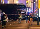 Ciężarówka wjechała w tłum na targu świątecznym w Berlinie. Są zabici i ranni