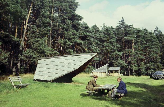 Zdjęcie numer 11 w galerii - Architecture porn Nahorskiego. Unikatowa kolekcja zdjęć z PRL