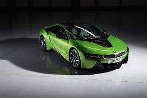 Galeria | BMW i8 | Rozszerzona paleta kolor�w nie dla wszystkich