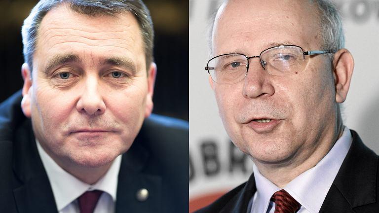 Cezary Jurkiewicz i Maciej Świrski