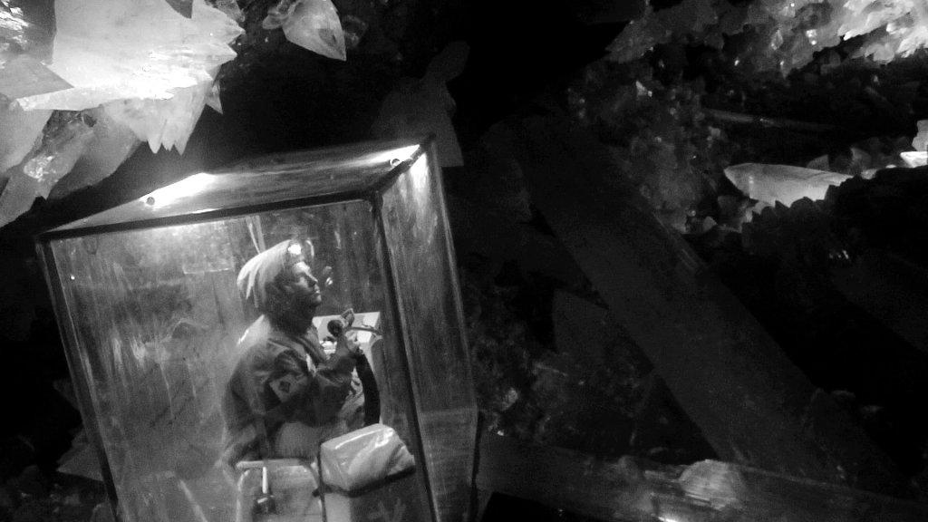 """Angelika Markul, """"Gdyby godziny były już policzone"""", 2016 instalacja wideo (dzięki uprzejmości artystki / Materiały prasowe Centrum Sztuki Współczesnej Zamek Ujazdowski)"""