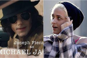 Joseph Fiennes jako Michael Jackson, Paris Jackson