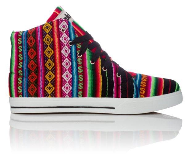 5784bddc Inkkas: Kup buty, ratuj amazońskie lasy