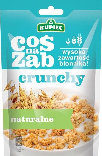 """CRUNCHY """"Co� na Z�b"""" marki Kupiec"""