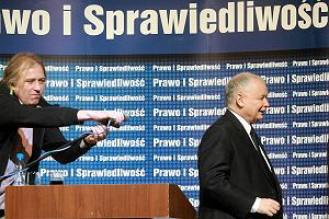 Prezes PiS obiecuje nowoczesn� polsk� giospodark�