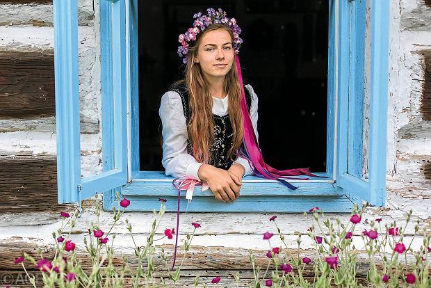 Anna Szmajda, jedyna w Polsce zdająca maturę z języka łemkowskiego