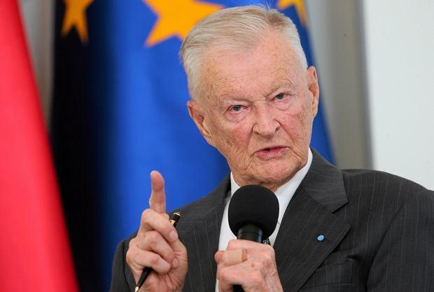 Prof. Zbigniew Brzeziński