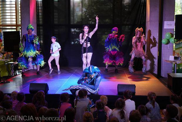 Family Fest. Spektakle, wspólne czytanie i inne atrakcje dla dzieci [RELACJA]