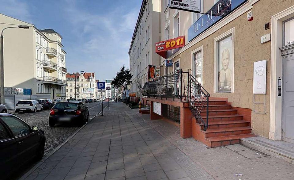Bistro Roti przy ul. Mickiewicza