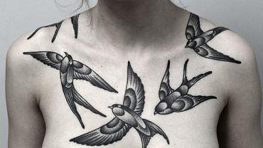 Kolejki na ponad rok, t�umy klient�w z zagranicy. Polscy tatua�y�ci robi� furor�. Wybrali�my najzdolniejszych [ZDJ�CIA]