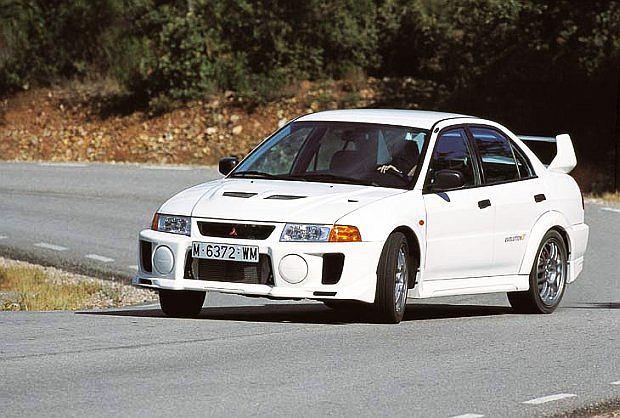Największe rajdowe sukcesy dla Mitsubishi odnosił Fin Mäkinen