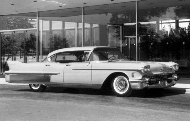 Cadillac Fleetwood Sixty Special z 1958