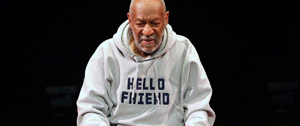 """Bill Cosby Rape Show. W roli g��wnej ofiary, na fina� - rewolucja. Koniec z """"nic takiego"""" i """"sama chcia�a�"""""""