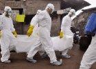 Ebola to zagro�enie dla istnienia pa�stwa - alarmuje minister obrony Liberii